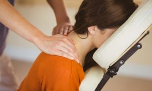 Chair massage course